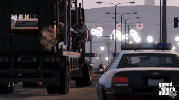 Grand Theft Auto V -peli, Xbox 360, kuva 3