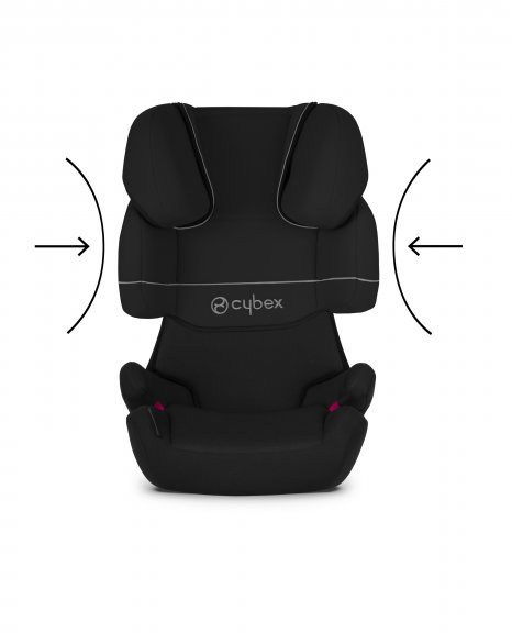 cybex solution x fix turvavy istuin 15 36 kg pure. Black Bedroom Furniture Sets. Home Design Ideas