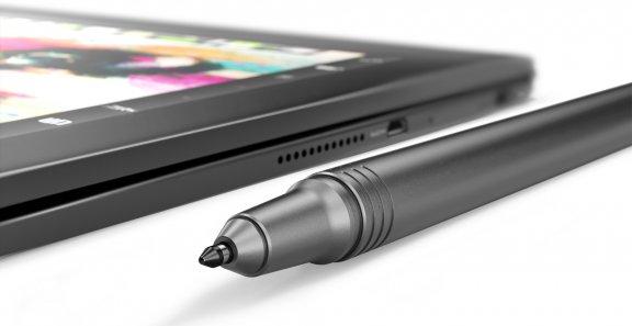 "Lenovo Yoga Book 10,1"" Windows 10 Pro -tabletti, musta, kuva 9"
