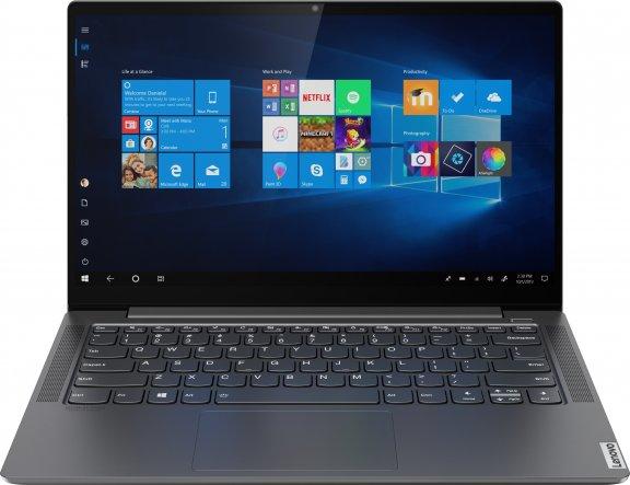 """Lenovo Yoga S740 14"""" -kannettava, Win 10 Pro 64-bit, harmaa, kuva 2"""