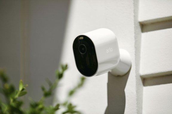 Arlo Pro 3 -valvontajärjestelmä neljällä 2K QHD -tasoisella kameralla, kuva 10