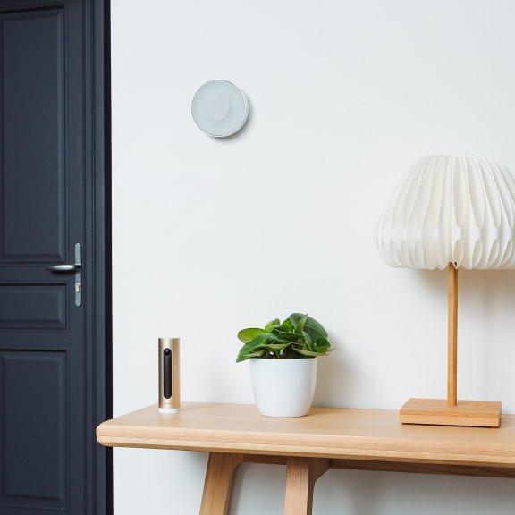 Netatmo Smart Indoor Siren -sireeni valvontakameralle, kuva 5