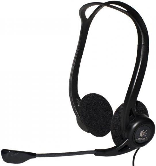Logitech 960 -kuulokemikrofoni yrityskäyttöön