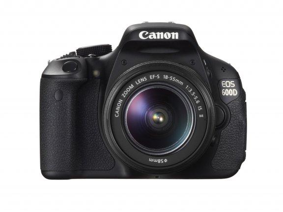 Canon EOS 600D KIT digijärjestelmäkamera + 18-55 IS II objektiivi