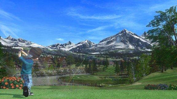 Everybody's Golf -peli, PS4, kuva 5