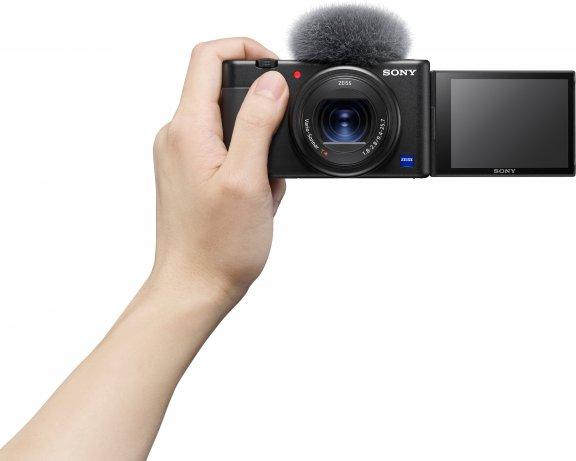 Sony ZV-1 -VLOG-kamera, kuva 5