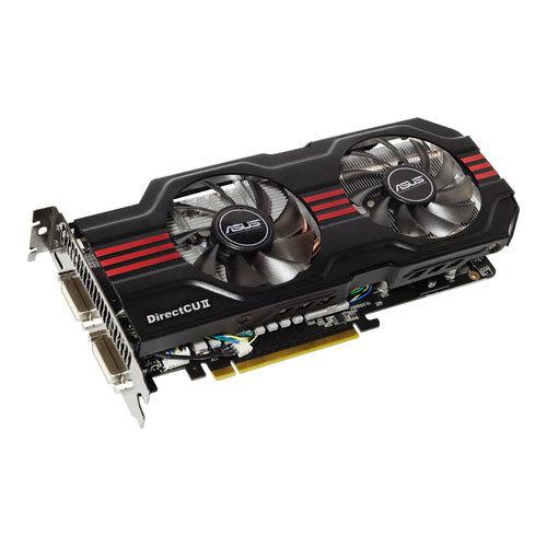 Asus ENGTX560 DCII OC/2DI/1GD5 NVIDIA GeForce GTX560 1 GB -näytönohjain PCI-e-väylään