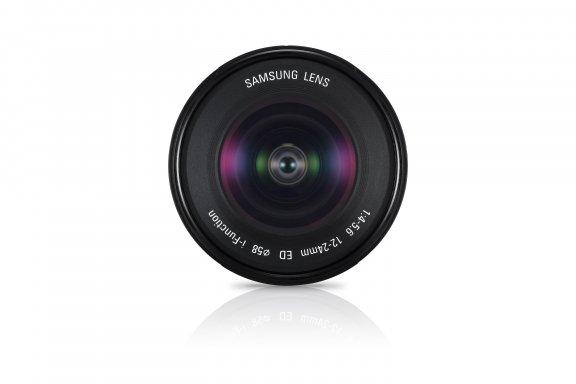 Samsung EX-W1224ANB 12-24 mm f/4.5-5.6 laajakulmaobjektiivi, kuva 4