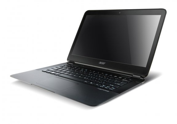 "Acer Aspire S5 Ultrabook 13.3"" LED/Intel Core i5-3317U/4 GB/128 GB SSD/Windows 8 - ultraohut kannettava tietokone, kuva 3"