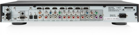 ProCaster DE-4337H -AV-esivahvistin, musta, kuva 2