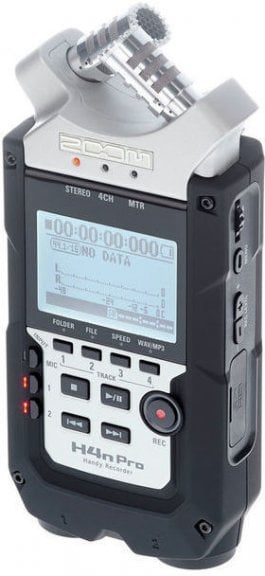 Zoom H4n Pro Kannettava Tallennin Mobiilitallentimet