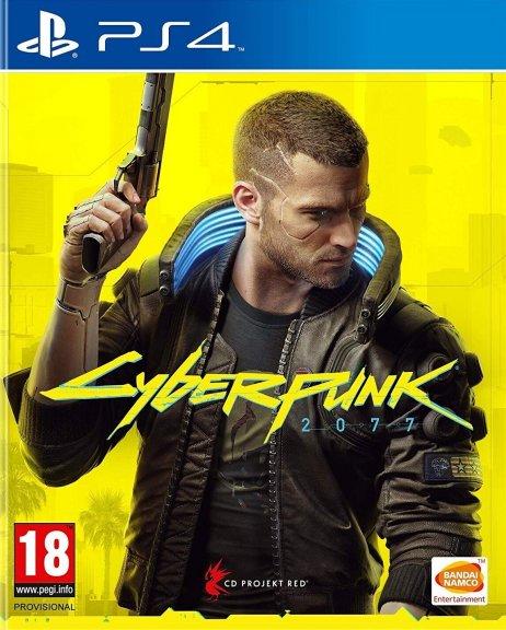 Cyberpunk 2077 -peli, PS4