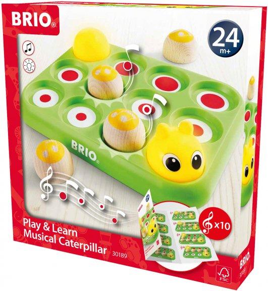 BRIO Opettavainen musiikkitoukka