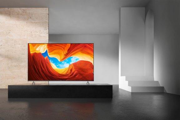 """Sony KE-85XH9096 85"""" Android 4K Ultra HD LED-televisio, kuva 13"""