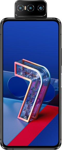Asus ZenFone 7 -Android-puhelin 128 Gt Dual-SIM, musta, kuva 2