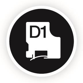 Dymo LabelManager 160 -tarratulostin, kuva 6