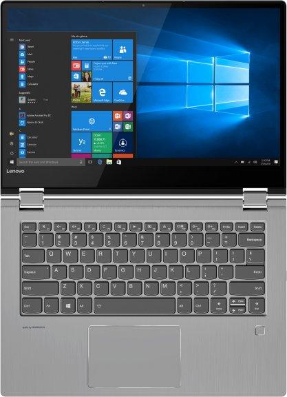 """Lenovo Yoga 530 14"""" -kannettava, Win 10, musta, kuva 10"""