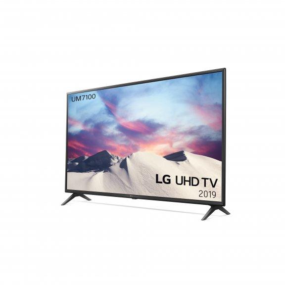 "LG 49UM7100 49"" Smart 4K Ultra HD LED -televisio, kuva 2"