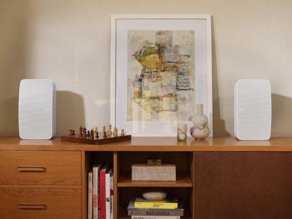 Sonos Five -älykaiutin, valkoinen, kuva 6