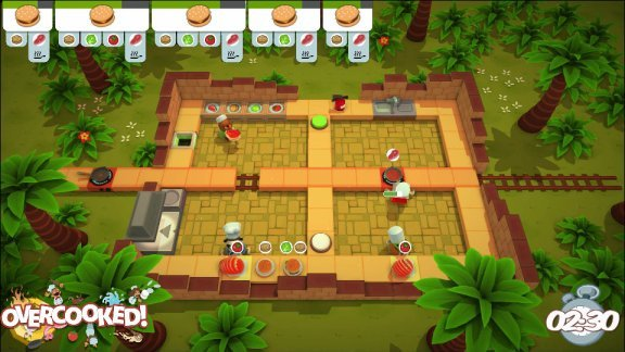 Overcooked: All You Can Eat -peli, PS5, kuva 5
