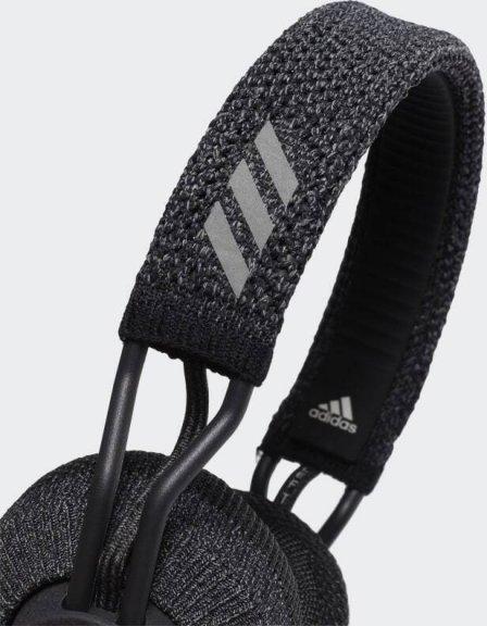 Adidas RPT 01 Sport On-ear -Bluetooth-sankakuulokkeet urheiluun, Night Grey, kuva 6