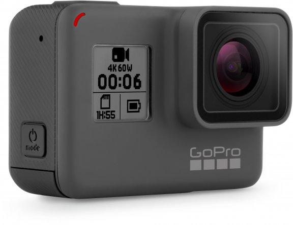 GoPro HERO6 Black, kuva 2