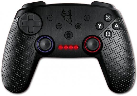 GameDevil Trident PRO-S Wireless Controller -peliohjain, Switch