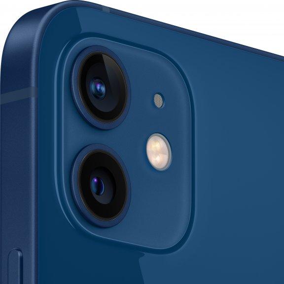 Apple iPhone 12 64 Gt -puhelin, sininen, MGJ83, kuva 4