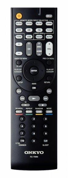 Onkyo HT-S5405, 5.1-kanavainen kotiteatterijärjestelmä, väri musta, kuva 3