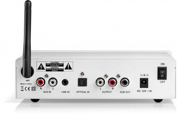 ProCaster PRE-01 -esivahvistin, valkoinen, kuva 3