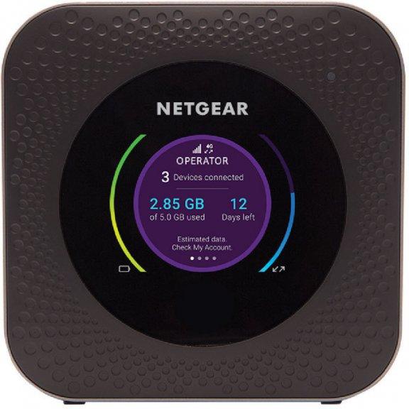 Netgear MR1100 3G/4G/LTE-modeemi ja WiFi-reititin
