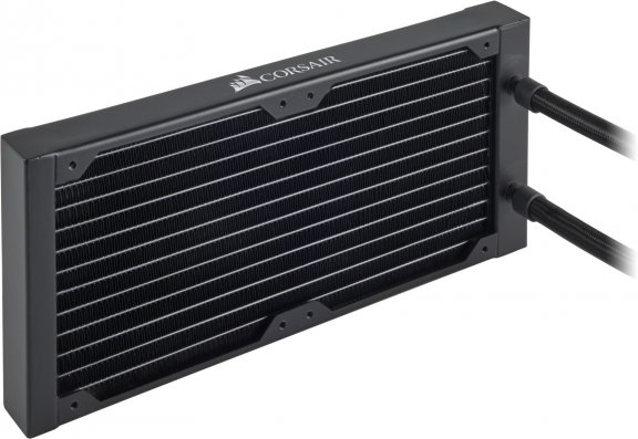 Corsair Cooling Hydro H100i Pro RGB -prosessorijäähdytin, kuva 2