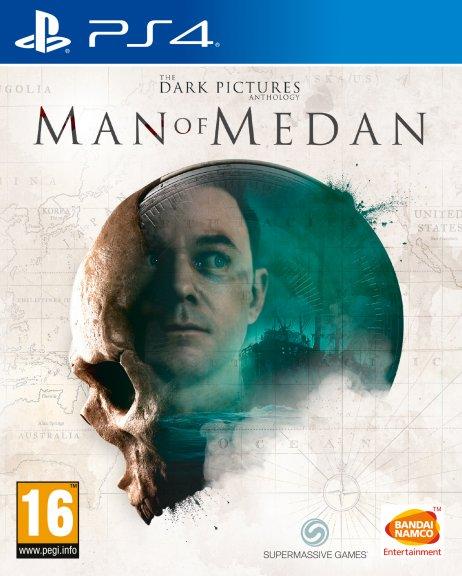 The Dark Pictures - Man of Medan -peli, PS4