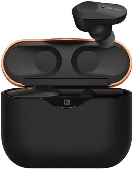 Sony WF-1000XM3 -Bluetooth-vastamelukuulokkeet, musta, kuva 7