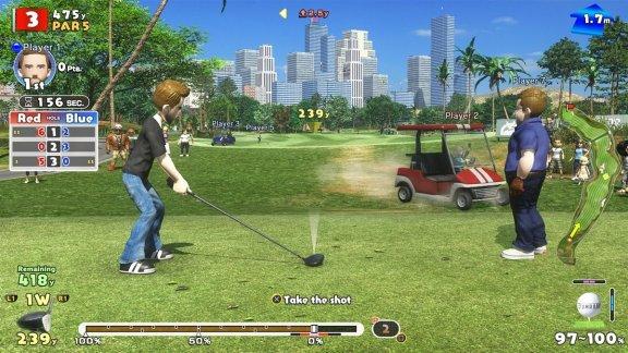 Everybody's Golf -peli, PS4, kuva 10
