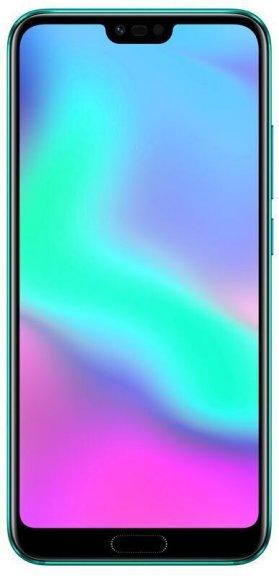 Honor 10 -Android-puhelin Dual-SIM, 128 Gt, vihreä