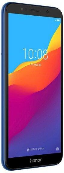 Honor 7S -Android-puhelin Dual-SIM, 16 Gt, sininen, kuva 4