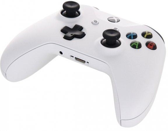 Microsoft langaton Xbox-ohjain, valkoinen, kuva 5