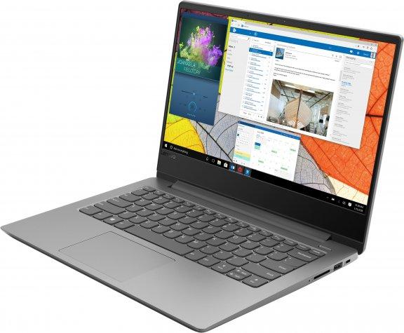 """Lenovo Ideapad 330S 14"""" kannettava, Win 10 Home S, harmaa, kuva 3"""