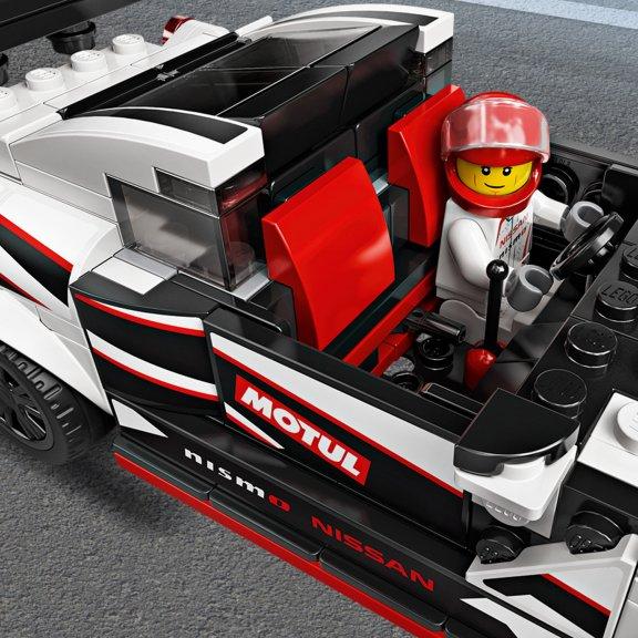 LEGO Speed Champions 76896 - Nissan GT-R NISMO, kuva 5