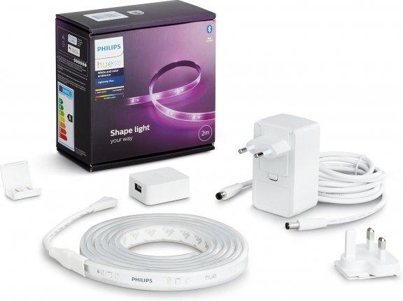 Philips Hue LightStrips Plus -valonauha, Bluetooth, 2m aloituspakkaus, kuva 2