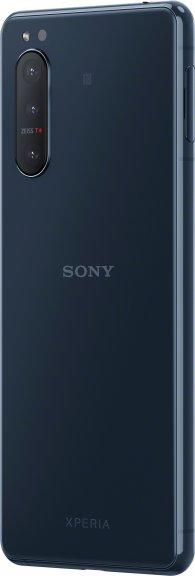 Sony Xperia 5 II -Android-puhelin Dual-SIM, 128 Gt, sininen, kuva 4
