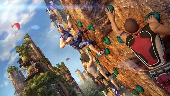 Kinect Sports Rivals (Kinect) -peli, Xbox One, kuva 5