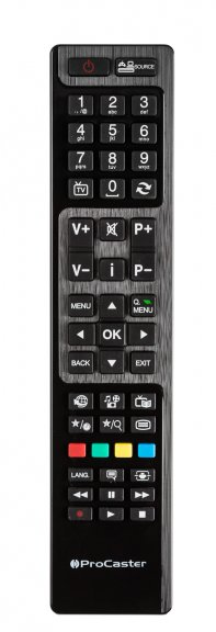 "ProCaster LE-40F405 40"" Full HD LED-televisio, 200 Hz, USB-PVR, DVB-T2, kuva 6"