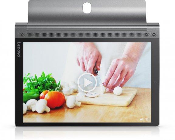 "Lenovo Yoga Tab3 Plus 10,1"" LTE -tablet, musta, kuva 5"