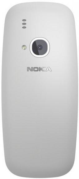 Nokia 3310 -peruspuhelin Dual-SIM, harmaa, kuva 4