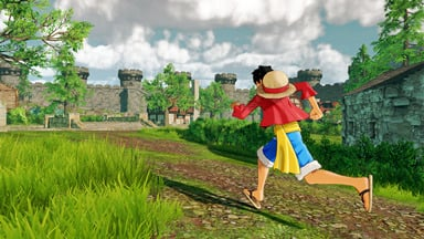 One Piece World Seeker -peli, Xbox One, kuva 3