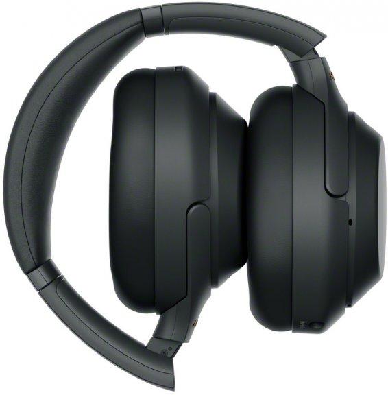 Sony WH-1000XM3 -Bluetooth-vastamelukuulokkeet, musta, kuva 4