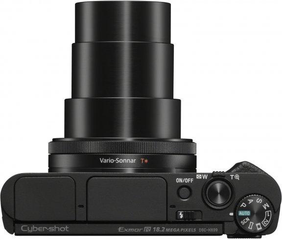 Sony HX99 -digikamera, kuva 3