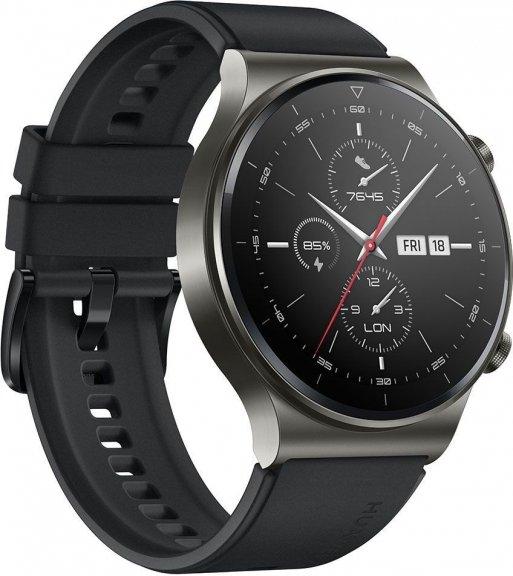 Huawei Watch GT2 Pro, musta, kuva 3